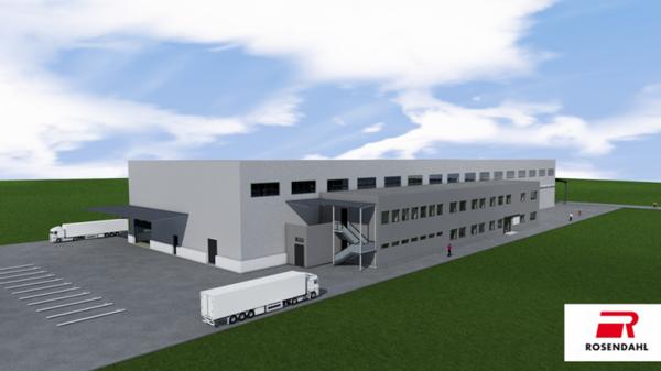 Rosendahl se extinde la Satu Mare. Investiție de 3,5 milioane de euro