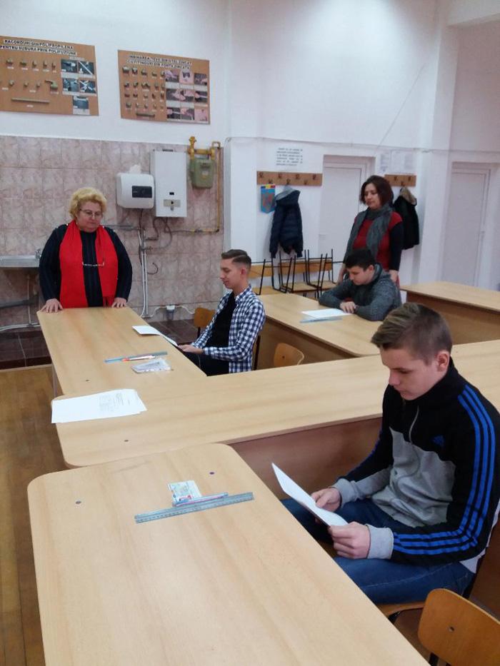 Concurs pe meserii la o școală din Satu Mare