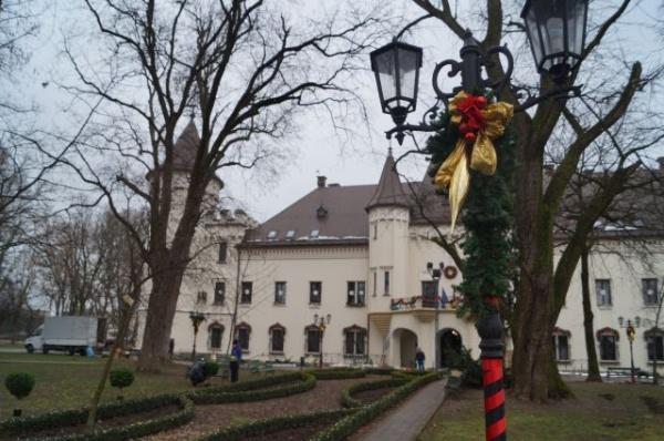 Concert de Crăciun la castel