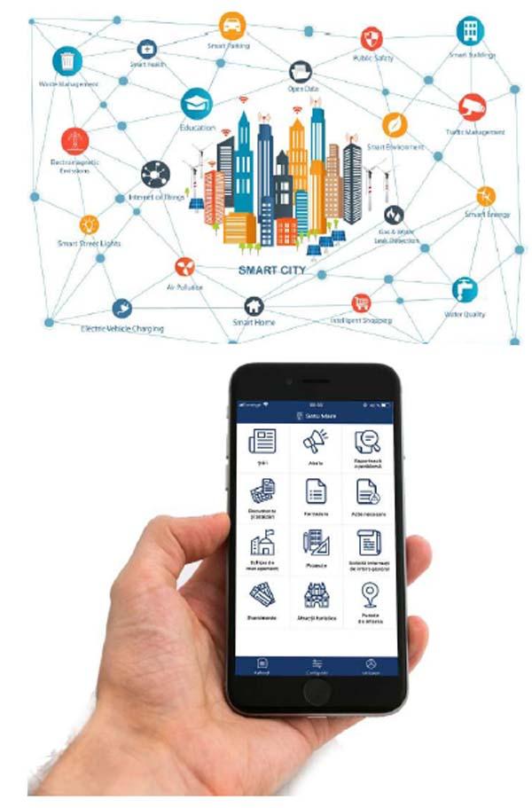 Satu Mare va implementa tehnologia smart city