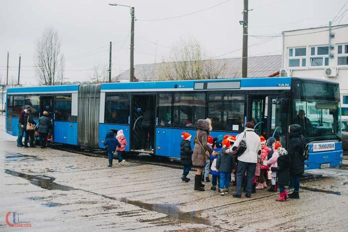 Modificări în traseele autobuzelor. De ce s-a luat această decizie