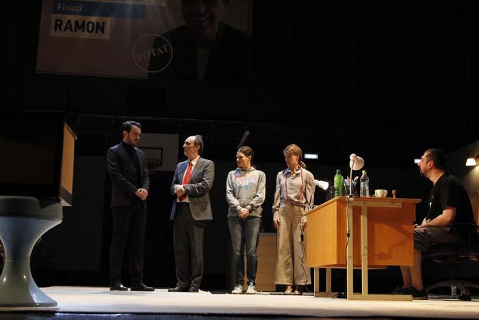 Patru spectacole de neratat, în weekend la Teatrul de Nord (Fotogalerie)