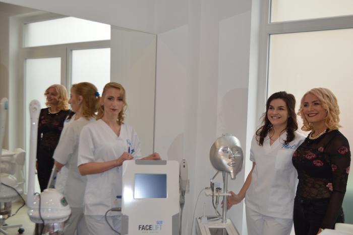 Pearl Beauty Center și-a deschis porțile la Satu Mare (Fotogalerie)