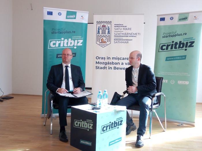Program pentru dezvoltarea antreprenoriatului, în municipiul Satu Mare