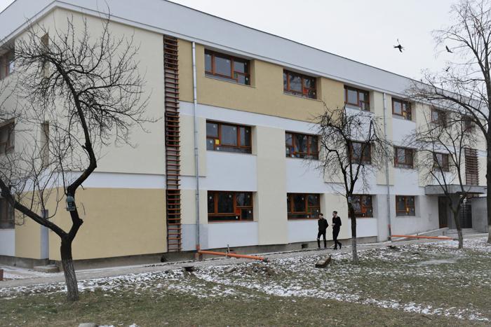 Investiție de peste 3 milioane de lei la un liceu din Satu Mare (Foto)