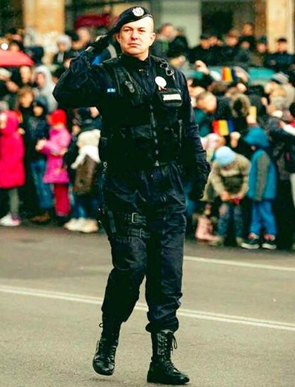 Jandarm sălăjean, adjunct al șefului IJJ Satu Mare