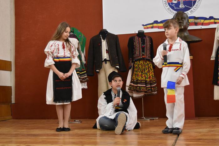 Eveniment dedicat centenarului Unirii Basarabiei cu România