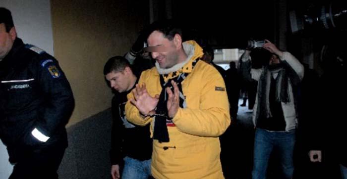 Asasin arestat în Vama Petea. Legături cu mafia italiană !