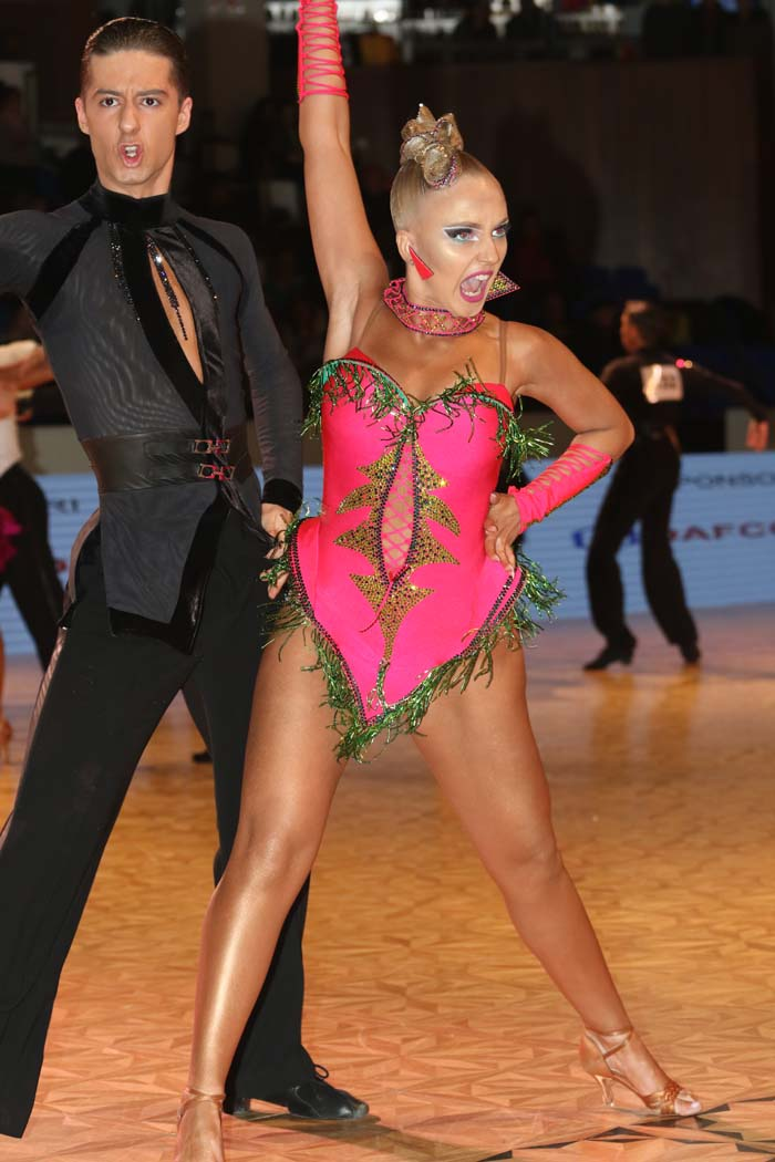 Dansatorii sătmăreni, printre cei mai buni din țară (Foto)
