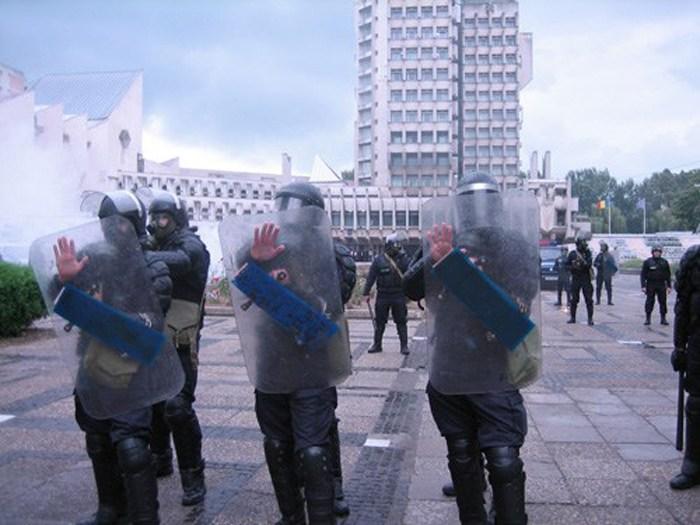 3 aprilie, 168 de ani de la înfiinţarea Jandarmeriei Române