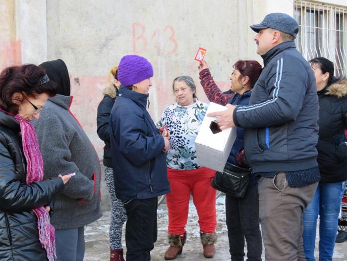 Vestitorii primăverii au ajuns și pe Ostrovului (Foto)