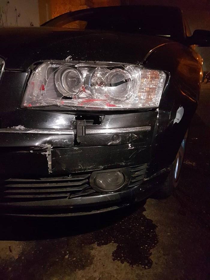 Mașina lovită în parcare ? Care sunt situațiile când primești despăgubire