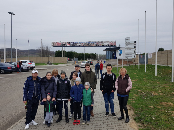 Cursa Bucuriei. Au participat și 15 copii din Satu Mare (Fotogalerie)