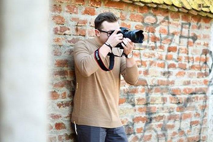 Un tânăr din Cămin va porni în turul țării. Vrea să fotografieze frumoasele României
