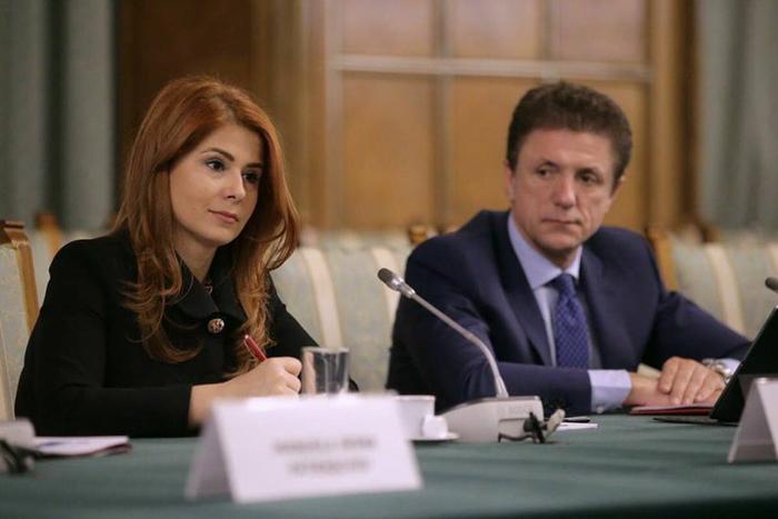 Ședință prezidată de ministrul Ioana Bran. Pregătiri pentru Turneul Final al Campionatului European de Fotbal (Foto)