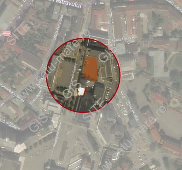 Galerii comerciale în centrul municipiului. Cine vrea să le construiască