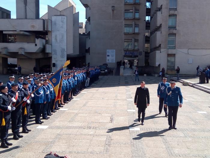 """""""Ziua Jandarmeriei"""", marcată și la Satu Mare (Fotogalerie)"""