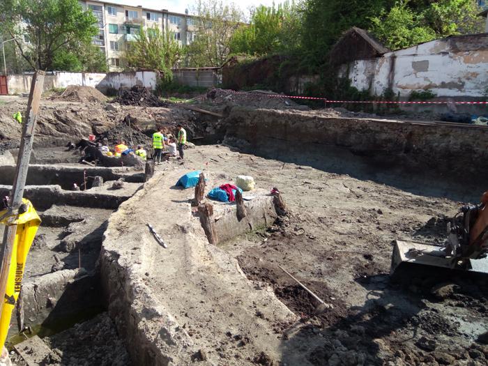 Arheologii au descoperit Cetatea Sătmarului ! Vezi locația (Fotogalerie)