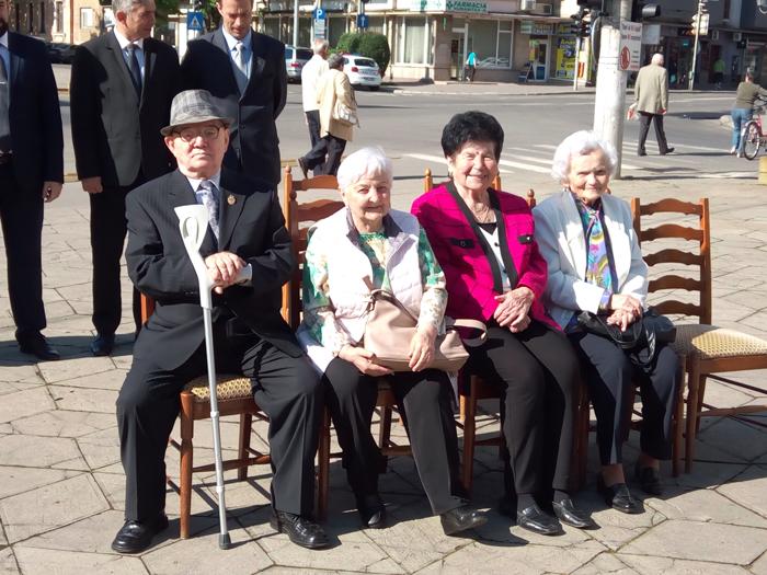 """Eveniment solemn dedicat """"Zilei Veteranilor de Război"""" (Fotogalerie)"""