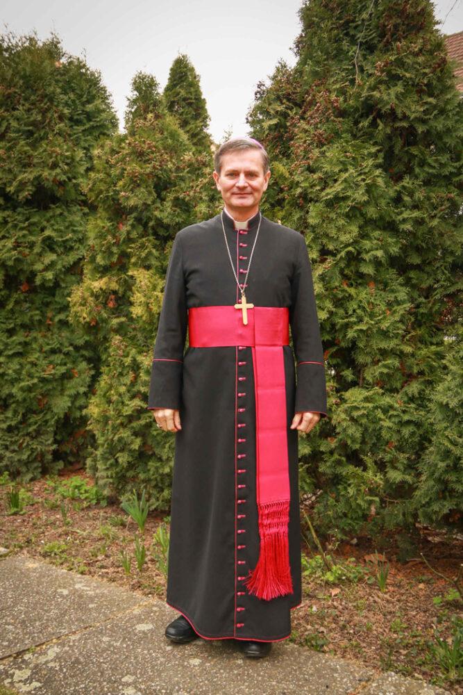 Mesajul de Paști al episcopului Eugen Schonberger pentru credincioșii catolici