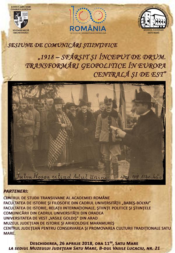 Zeci de istorici din țară vin la Satu Mare