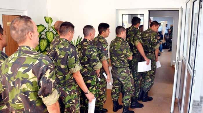 MApN a început recrutarea rezerviștilor voluntari