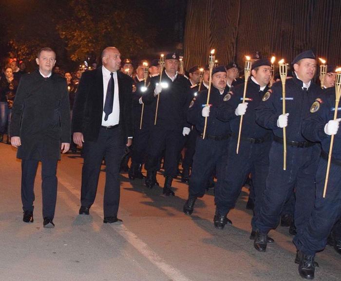 """Darius Filip: """"La mulți ani Jandarmeriei Române !!!"""""""