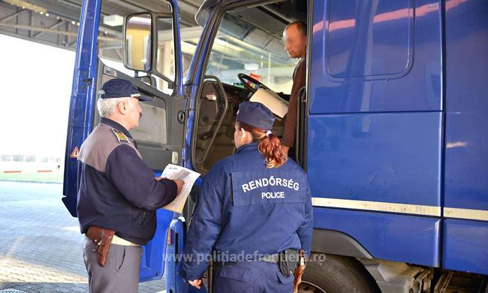 Trafic restricţionat pentru TIR-uri, de Rusaliile catolice, pe teritoriul Ungariei