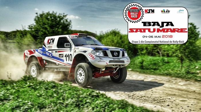 Începe Campionatul Național de Rally Raid 2018. Startul se dă din Satu Mare !