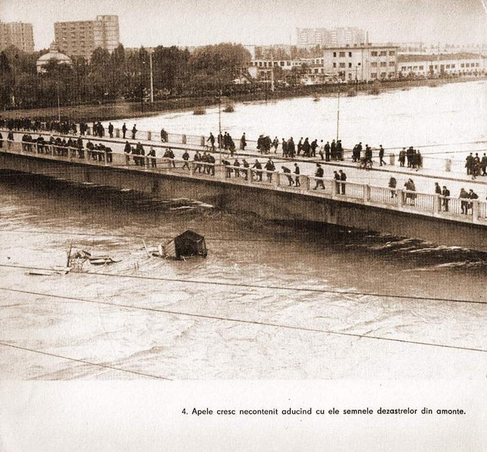 Sătmarul sub ape ! Comemorarea victimelor inundațiilor din 1970 (Fotogalerie)