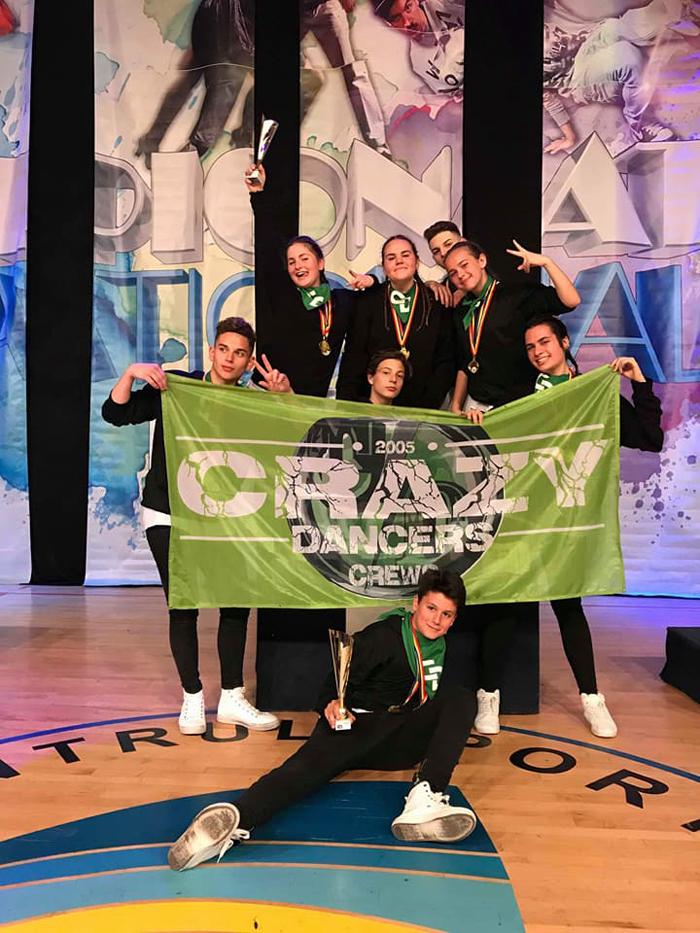 Dansatorii sătmăreni, cei mai buni din țară (Foto)