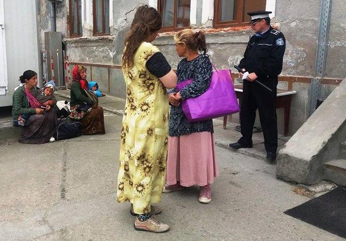 Cerșetorii din Sălaj s-au întors. Poliția Locală i-a trimis din nou acasă