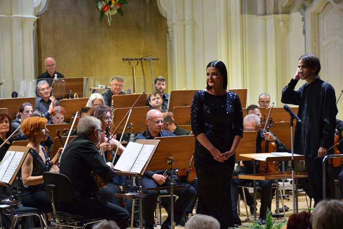 Sală arhiplină la concertul In Memoriam Vasile Blaga (Foto)