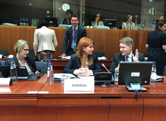 """Ministrul Ioana Bran: """"Este prioritară înființarea și dezvoltarea centrelor de tineret în cât mai multe comunități"""""""