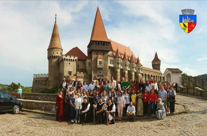 """Castelul din Carei, prezent la """"Târgului European al Castelelor"""""""