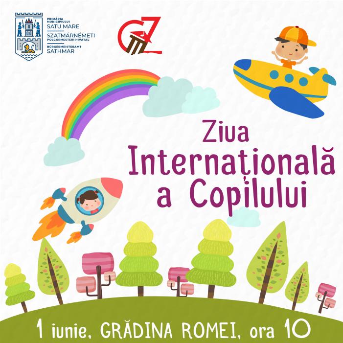 Ziua Internațională a Copilului în Grădina Romei