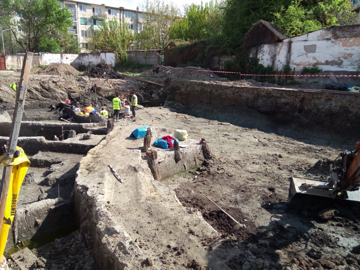 Șantierul de la Cetatea Sătmarului, se va închide în aproximativ două săptămâni (Foto)