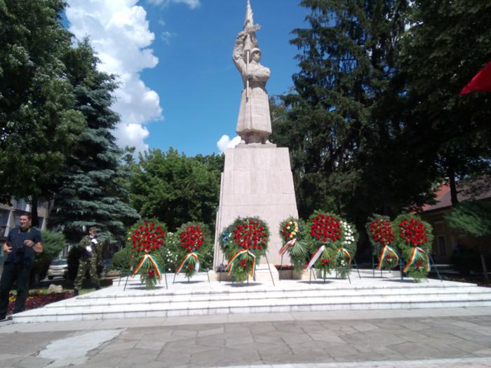 """""""Ziua Eroilor"""", marcată la Satu Mare (Fotogalerie)"""