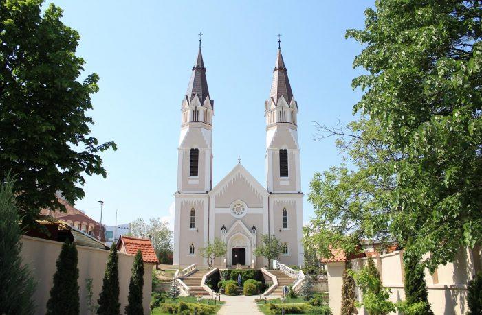 Pregatiri pentru hramul Diecezei Romano-Catolice de Satu Mare