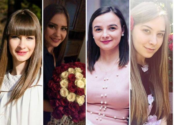 Cine sunt cele patru fete care au murit în accidentul de lângă Jibou (Foto)