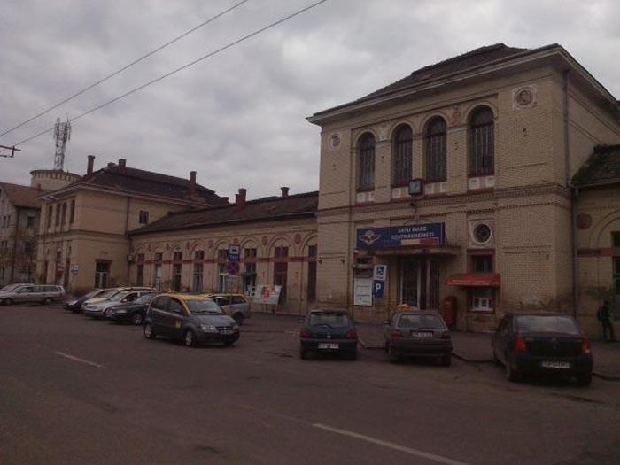 A inceput modernizarea Garii CFR din Satu Mare