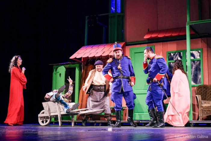 Teatrul de Nord joacă ultimele spectacole din această stagiune