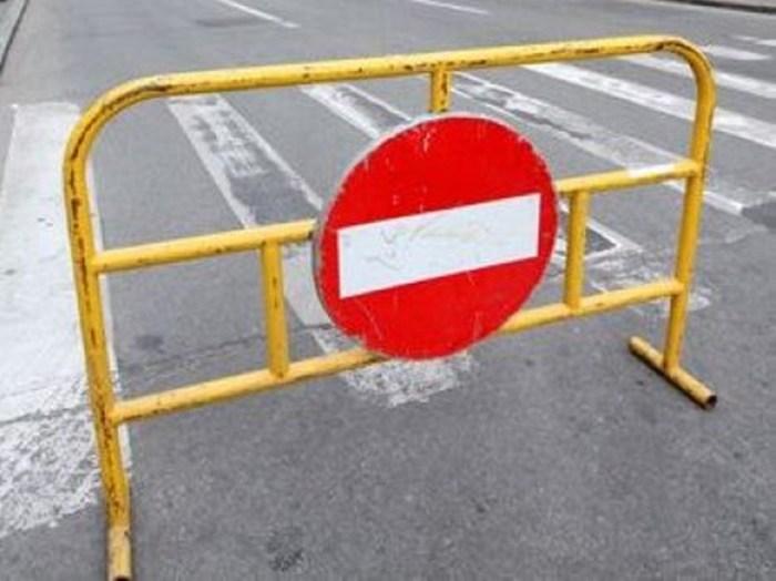 Restrictii de circulatie, in week-end, in municipiu