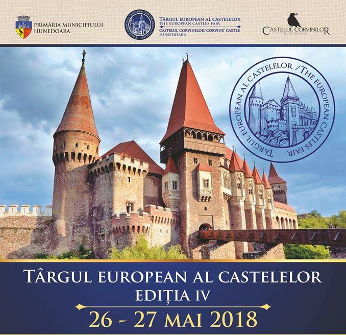 Castelul din Carei, promovat la Târgul European al Castelelor