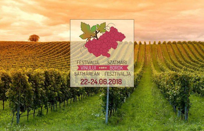 Festival dedicat vinurilor sătmărene