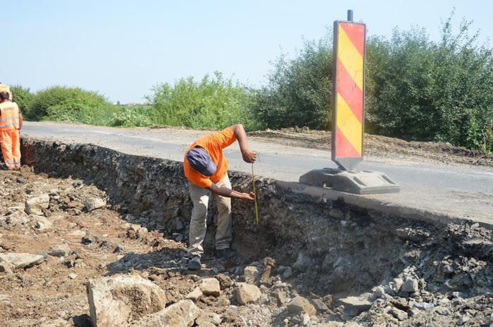 Stadiul lucrărilor de întreținere curentă a drumurilor județene. Ce spune Consiliul Judetean (Foto)