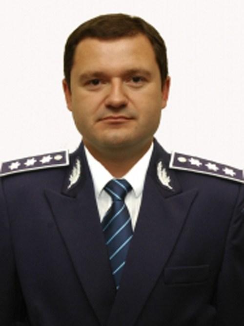 Sorin Stan, numit inspector plin al IPJ Satu Mare