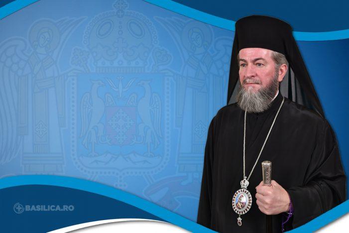Episcopul Maramureşului şi Sătmarului îşi sărbătoreşte ziua onomastică