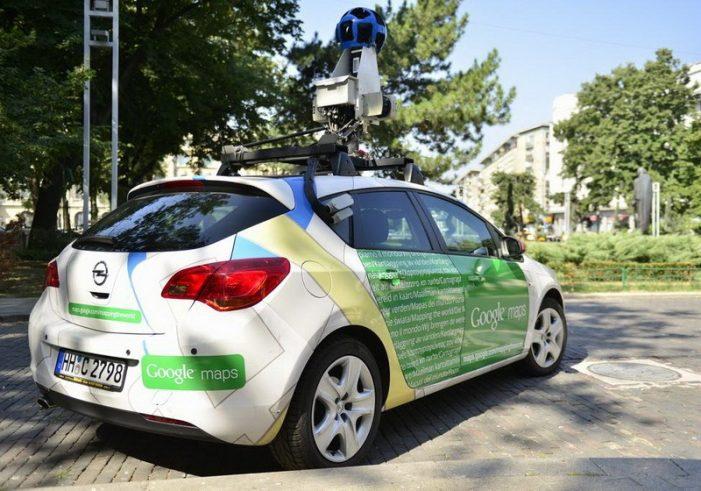 Masina Google Street View va ajunge si in judetul Satu Mare. Ce va fotografia