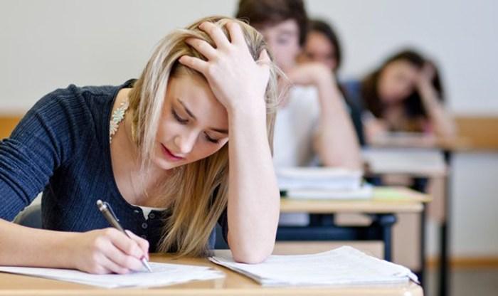 Emotii mari ! Mai e putin si incep examenele !